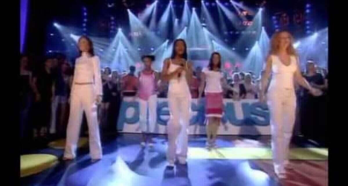 """Группа """"Precious"""" (""""Прешиос""""): Участники Евровидения 1999 из Великобритании"""