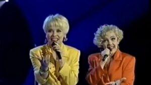 Группа «Сердцем к сердцу» («Heart2Heart»): Участники Евровидения 1992 года из Исландии