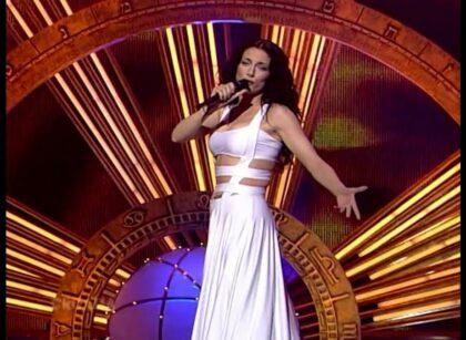 Дорис Драгович (Doris Dragović): Участница Евровидения 1999 из Хорватии