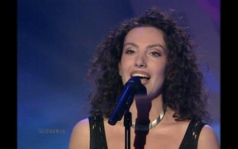 Катарина Гаспрова (Katarina Hasprova): Участница Евровидения 1998 года из Словакии