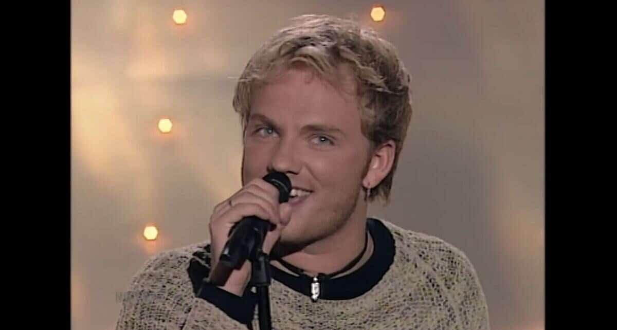 Ларс Фредриксен (Lars A. Fredriksen): Участник Евровидения 1998 года из Норвегии