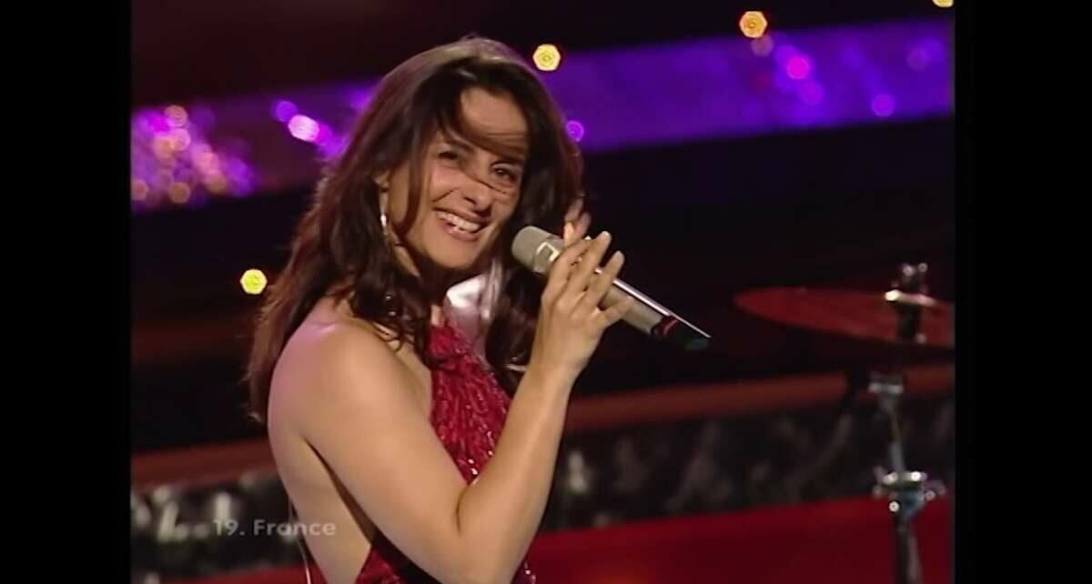 Луиза Байлеш (Louisa Baileche): Участница Евровидения 2003 года из Франции