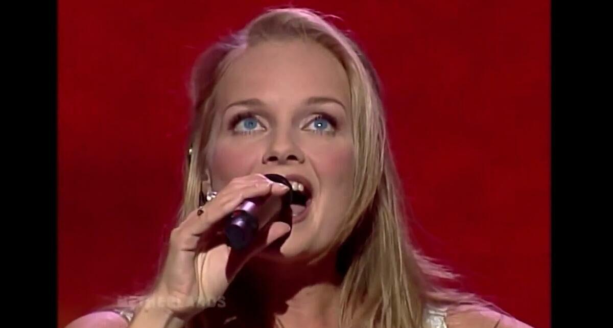 Марлейн (Marlayne): Участница Евровидения 1999 из Нидерланд