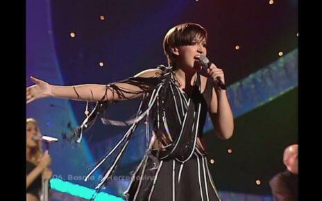 Мия Мартина (Mija Martina): Участница Евровидения 2003 года из Боснии и Герцеговины