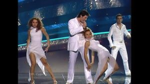 Стелиос Константас (Stelios Constantas): Участник Евровидения 2003 года из Кипра