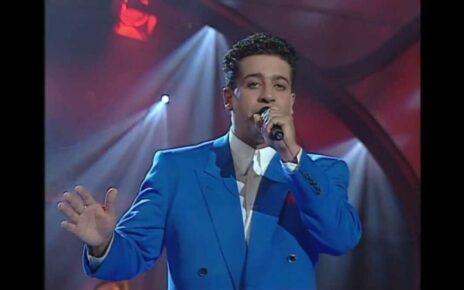 Тони Вегас (Tony Wegas): Участник Евровидения 1992 года из Австрии