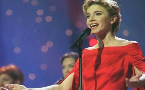 Ванесса Чинитор (Vanessa Chinitor): Участница Евровидения 1999 из Бельгии