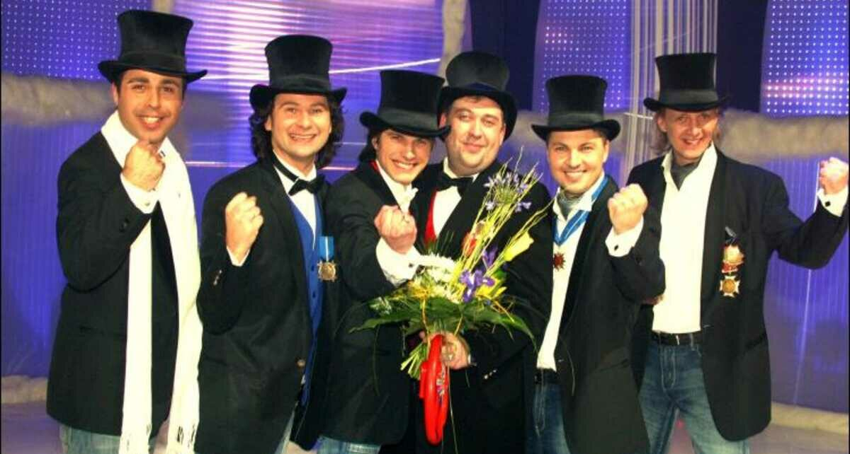 Группа «Бонапарти.ЛВ» («Bonaparti.lv»): Участники Евровидения 2007 года из Латвии