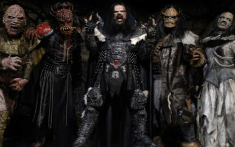 """Группа """"Lordi"""" (""""Лорди""""): Победители Евровидения 2006 года из Финляндии"""