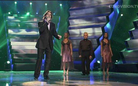 Брайан Кеннеди (Brian Kennedy): Участник Евровидения 2006 года из Ирландии