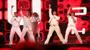 Группа «Д'Нэш» («D'NASH»): Участники Евровидения 2007 года из Испании