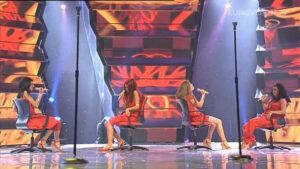 """Группа """"Las Ketchup""""(""""Лас Кетчуп""""): Участники Евровидения 2006 года из Испании"""
