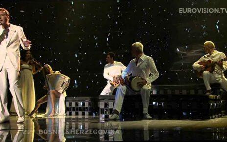 """Группа """"Hari Mata Hari""""(""""Хари Мата Хари""""): Участники Евровидения 2006 года из Боснии и Герцеговины"""