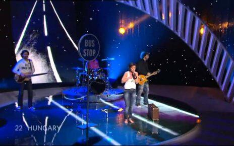 Магди Ружа (Magdi Rouge): Участница Евровидения 2007 года из Венгрии