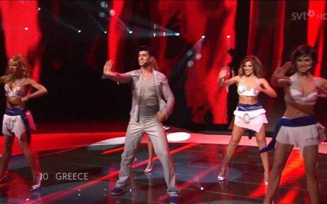 Сарбель (Sarbel): Участник Евровидения 2007 года из Греции