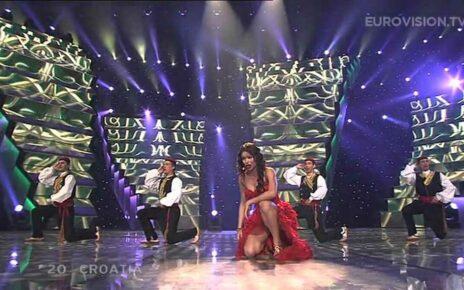 Северина (Severina): Участница Евровидения 2006 года из Хорватии