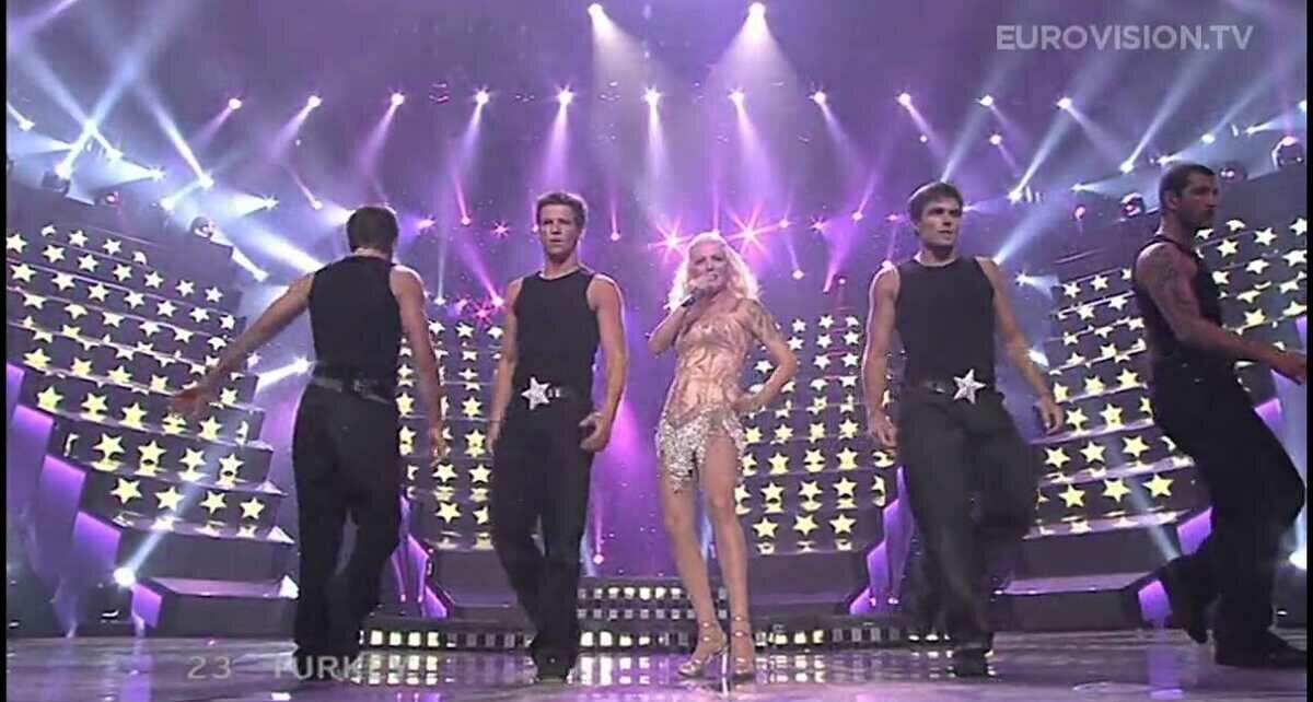 Сибель Тюзюн (Sibel Tüzün): Участница Евровидения 2006 года из Турции
