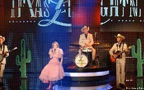 """Группа """"Texas Lightning""""(""""Техас Лайтинг""""): Участники Евровидения 2006 года из Германии"""