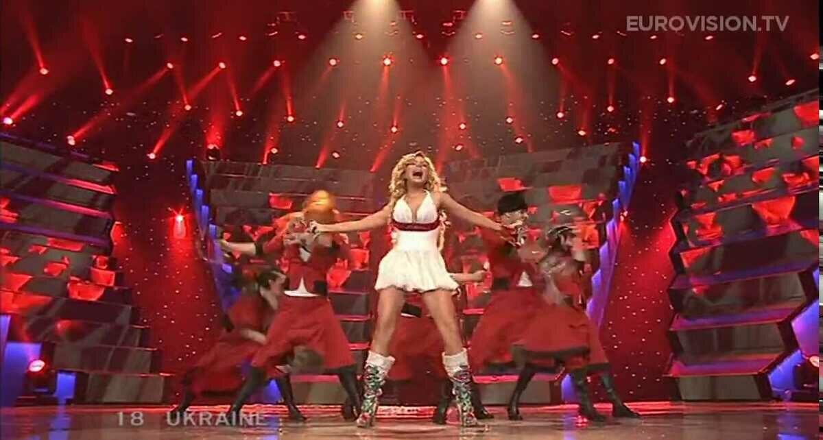 Тина Кароль (Tina Karol): Участница Евровидения 2006 года из Украины