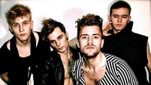 "Рок-группа ""A Friend in London"": участники Евровидения 2011 года из Дании"