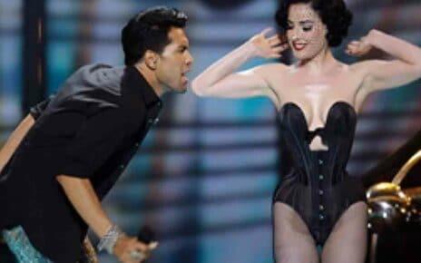 """Дуэт """"Alex Swings Oscar Sings!"""": участники Евровидения 2009 года из Германии"""