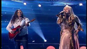 Дуэт «Александра и Константин» («Alexandra & Konstantin»): участники Евровидения 2004 года из Белоруссии