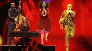 Дино Мерлин (Dino Merlin): участник Евровидения 2011 года из Боснии-Герцеговины