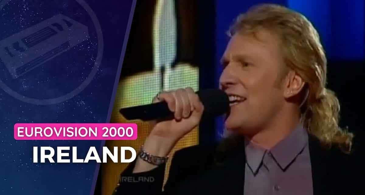 Имонн Тол (Eamonn Toal): участник Евровидения 2000 года из Ирландии