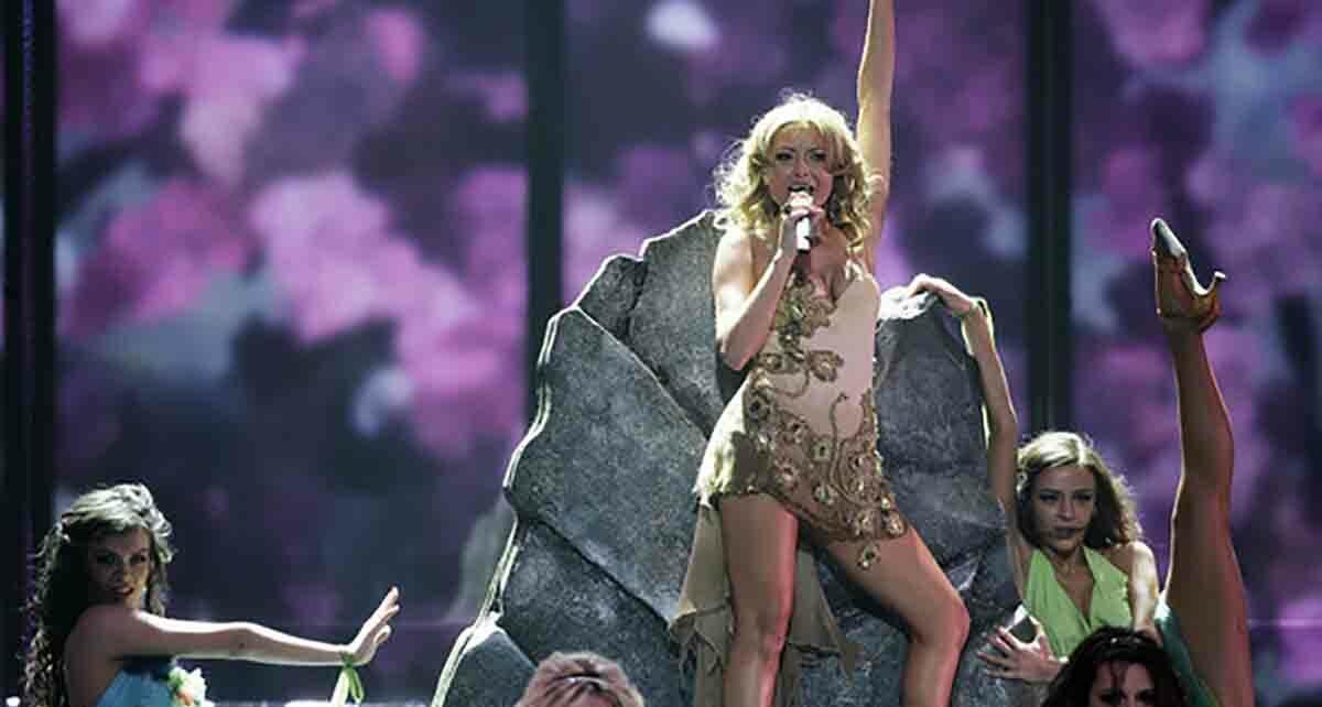 Елена Георге (Elena Gheorghe): участница Евровидения 2009 года из Румынии