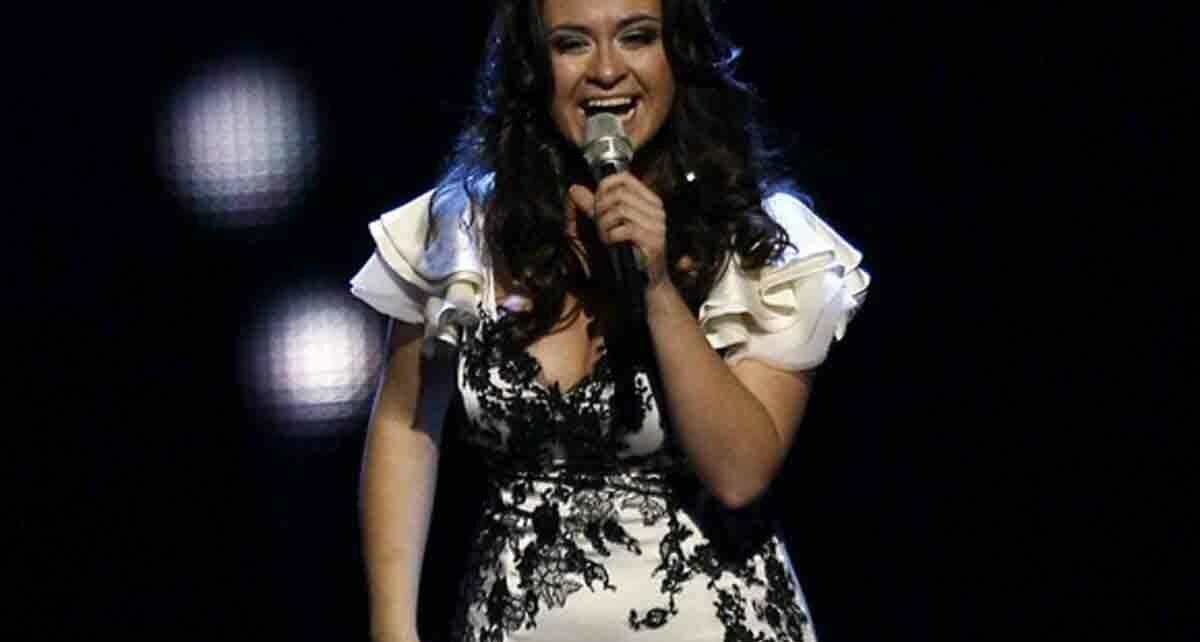 Эвелина Сашенко (Evelina Sašenko): участница Евровидения 2011 года из Литвы