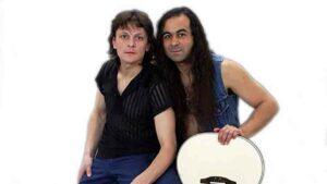 Группа «Фомин и Кляйн» («Fomins & Kleins»): участники Евровидения 2004 года из Латвии