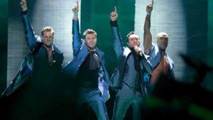 """Группа """"Blue"""": участники Евровидения 2011 из Великобритании"""