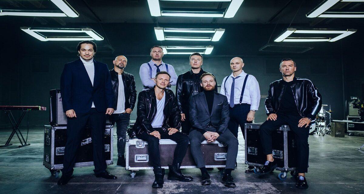 Группа «BrainStorm» участники Евровидения 2000 года из Латвии