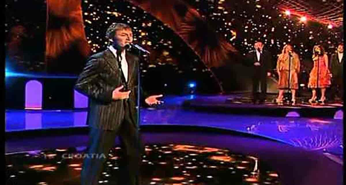 Иван Микулич (Ivan Mikulic): участник Евровидения 2004 года из Хорватии