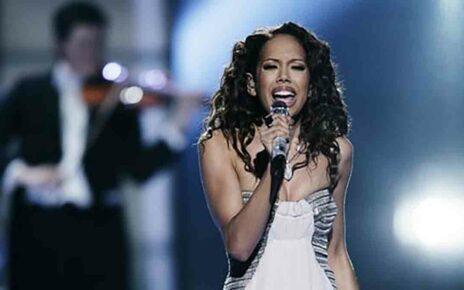 Джейд Юэн (Jade Ewen): участница Евровидения 2009 года из Великобритании