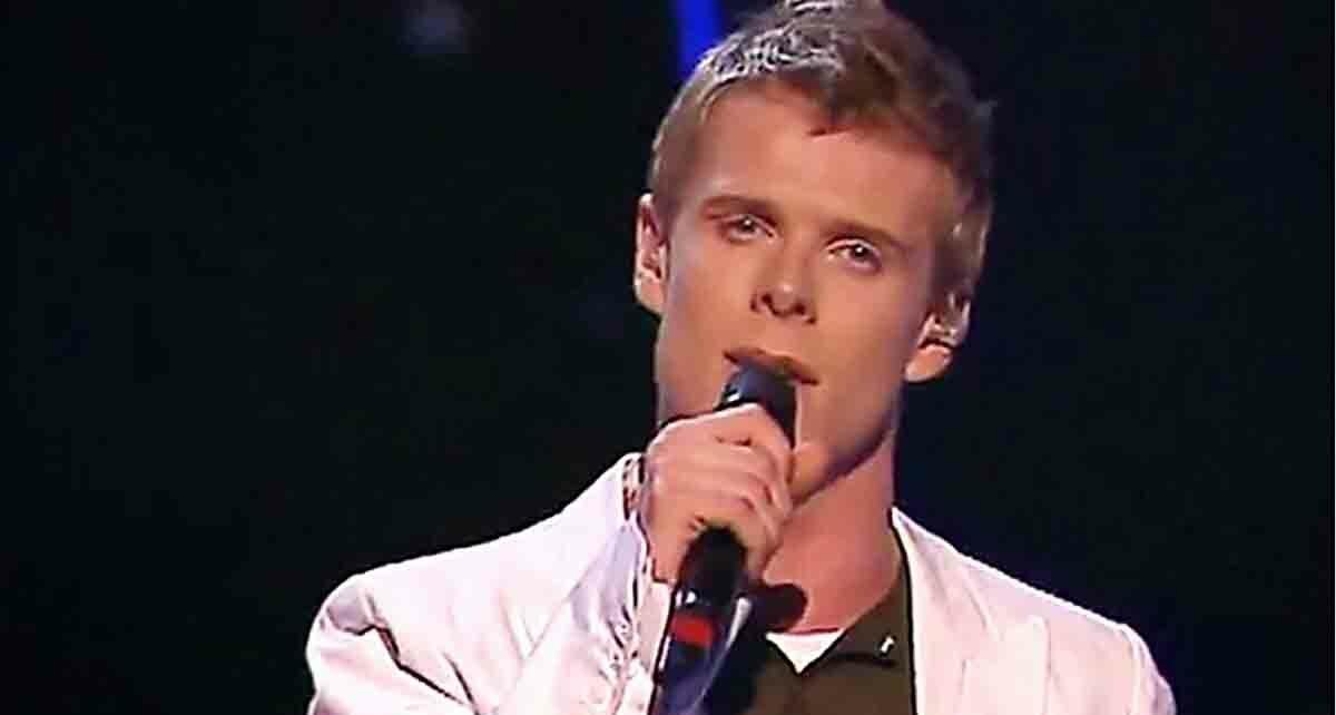 Джонси (Jonsi): участник Евровидения 2004 года из Исландии