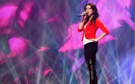 Майя Кеуц (Maja Keuc): участница Евровидения 2011 года из Словении
