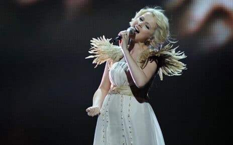 Мика Ньютон (Mika Newton): участница Евровидения 2011 года из Украины