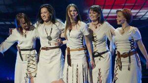 Группа «Нейокызы» («Neiokoso»): участники Евровидения 2004 года из Эстонии