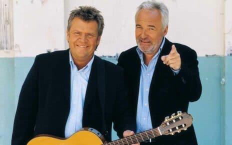 Братья Олсен (Olsen Brothers): победители Евровидения 2000 года из Дании