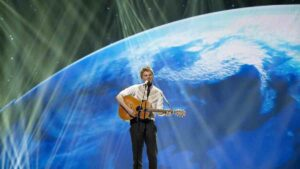 Парадайс Оскар (Paradise Oskar): участник Евровидения 2011 года из Финляндии