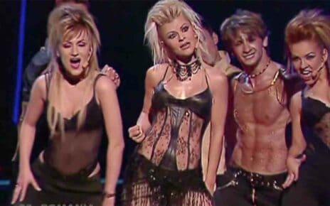 Санда (Sanda): участница Евровидения 2004 года из Румынии