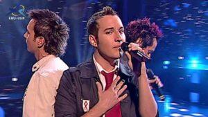 Группа «Тай-брейк» («Tie Break»): участники Евровидения 2004 года из Австрии