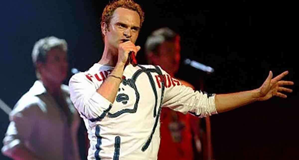 Томас Тордарсон (Tomas Thordarson): участник Евровидения 2004 года из Дании