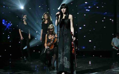"""Группа """"Urban Symphony"""": участники Евровидения 2009 года из Эстонии"""