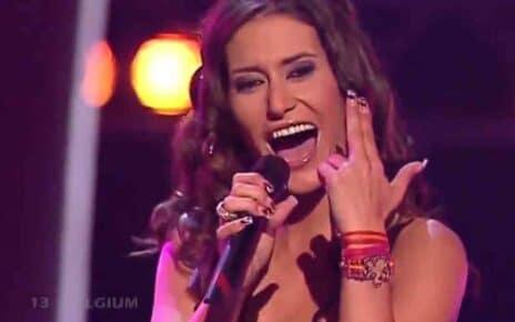 Ксанди (Xandee): участница Евровидения 2004 года из Бельгии
