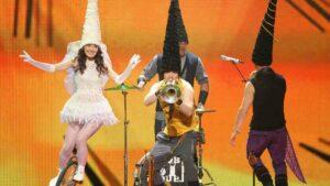"""Группа """"Zdob şi Zdub"""": участники Евровидения 2011 года из Молдовы"""