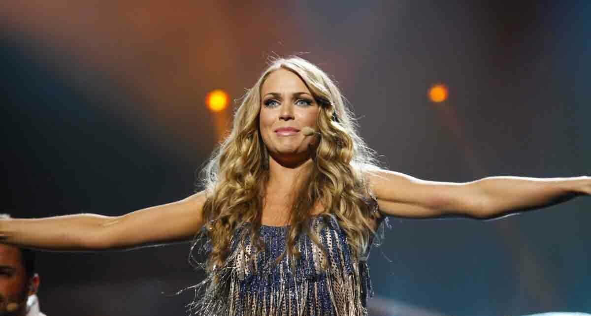 Алена Ланская (Alyona Lanskaya): участница Евровидения 2013 года из Беларуси