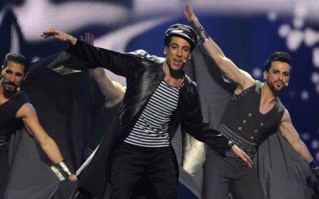 Джан Бономо (Can Bonomo): участник Евровидения 2012 года из Турции