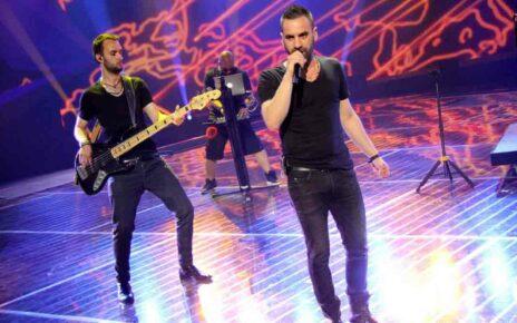 """Группа """"Compact Disco"""": участники Евровидения 2012 года из Венгрии"""
